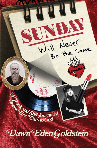 """In Sunday Will Never Be the Same, Goldstein (The Thrill of the Chaste) recounts her spiritual journey in beautifully wrought detail, mixing powerful accounts of trauma, healing, and epiphany with funny and poignant anecdotes from inside the music scene. It is the rare """"conversion story"""" that delights as it inspires, amuses as it edifies—and ultimately lays before the reader a lived testimony to the transforming grace of Christ."""
