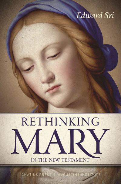 """Scholars often have questioned how much the New Testament can tell us about the Mother of Jesus. After all, Mary appears only in a few accounts and speaks on limited occasions. Can Scripture really support the many Marian beliefs developed in the Church over time?  In Rethinking Mary in the New Testament, Dr. Edward Sri shows that the Bible reveals more about Mary than is commonly appreciated. For when the Mother of Jesus does appear in Scripture, it's often in passages of great importance, steeped in the Jewish Scriptures, and packed with theological significance.  This comprehensive work examines every key New Testament reference to Mary, addressing common questions along the way, such as:      What was Mary's life like before the Annunciation?     Is there biblical support for Mary's Immaculate Conception and Perpetual Virginity?     Does Scripture reveal Mary as our spiritual mother?     What does it mean for Mary to be """"full of grace""""?     How is Mary the """"New Eve,"""" """"Ark of the Covenant,"""" and """"Queen Mother""""?     Can Mary be identified with the """"woman"""" in Revelation 12?  Rethinking Mary in the New Testament offers a fresh, in-depth look at the Mother of Jesus in Scripture—one that helps us know Mary better and her role in God's plan."""