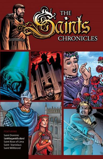 Saints Chronicles Collection 4