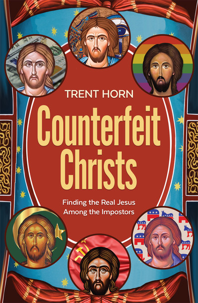In Counterfeit Christs, Trent looks at eighteen phony versions of Jesus that we encounter today. Some are the creation of non-Christians: like skeptics who dismiss Jesus as a fictional composite of ancient myths, secular humanists who think he was just a Nice Man, or adherents of other religions who claim him as a prophet or guru in their own tradition.
