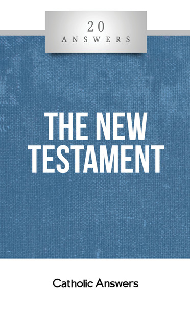20 Answers: The New Testament (Digital)