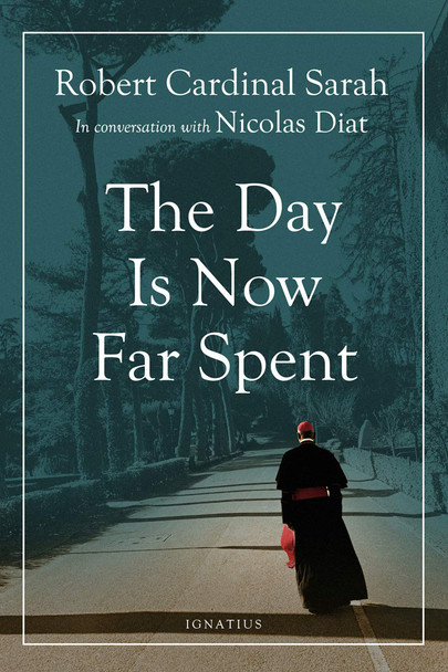 """In the powerful book The Day Is Now Far Spent by the acclaimed spiritual leader and best-selling writer, one he calls his """"most important"""", he analyzes the profound spiritual, moral and political crisis in the contemporary world.  He says that he """"considers that the decadence of our time has all the faces of mortal peril.""""  """"At the root of the collapse of the West, there is a cultural identity crisis. The West no longer knows who it is, because it no longer knows and does not want to know who made it, who established it, as it was and as it is. Many countries today ignore their own history. This self-suffocation naturally leads to a decadence that opens the path to new, barbaric civilizations.""""  In these words, Cardinal Sarah summarizes the theme of his book.  His finding is simple: our world is on the brink of the abyss. Crisis of faith and of the Church, decline of the West, betrayal by its elites, moral relativism, endless globalism, unbridled capitalism, new ideologies, political exhaustion, movements inspired by Islamist totalitarianism.... The time has come for an unflinching diagnosis.  While making clear the gravity of the crisis through which the West has gone, the Cardinal demonstrates that it is possible to avoid the hell of a world without God, a world without man, a world without hope.  After the great international success of his first two books, God or Nothing and The Power of Silence, Cardinal Sarah offers a wide-ranging reflection on the crisis of the contemporary world while teaching many important spiritual lessons."""