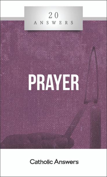20 Answers: Prayer
