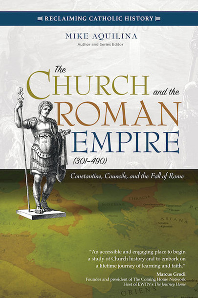 The Church and the Roman Empire (301–490)