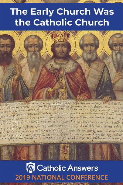 Answering Protestant Distortions of the Church Fathers (MP3)
