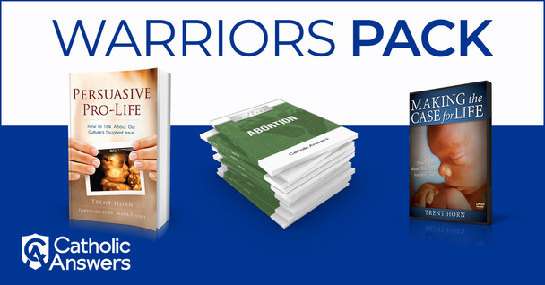Pro-Life Warriors Pack