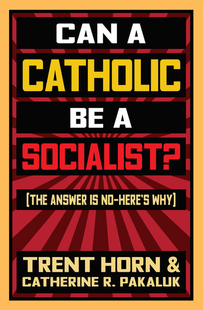 In Can a Catholic Be a Socialist?, Trent Horn and Catherine R. Pakaluk refute this tempting but false notion. Drawing on Scripture, history, Catholic social teaching, and basic economic reality, they show beyond a doubt that Catholicism and socialism are utterly incompatible.