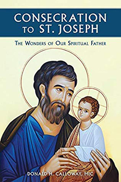 Definitely a book for our time, Consecration to St. Joseph is dedicated to meeting the challenges of the present moment and restoring order to our Church and our world, all through the potent paternal intercession and care of St. Joseph.