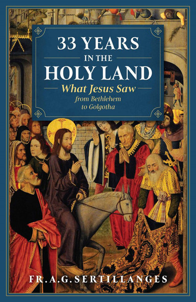 With this penetrating book you'll go behind the Gospels to experience a richly textured, moment-by-moment account of the incredible events of Christ's life, from the Nativity to Golgotha.
