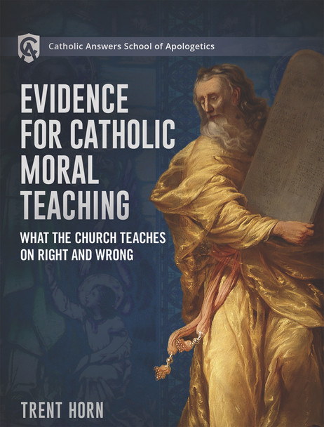 """If you faithfully live out the Catholic Church's moral teachings there's a good chance people will say you're """"homophobic"""" """"transphobic"""" or """"anti-woman."""" It's not enough for Catholics to be able to share the Church's teachings, they must be able to defend them as well.  That's why the Catholic Answers School of Apologetics is offering Moral Apologetics as a resource to equip you to understand, explain, and defend the Church's teachings onvarious topics. The course contains more than 60 short, easy-to-watch video segments, so you can study at your own pace.  Moral Apologetics will give you the knowledge and confidence you need to defend your faith. Even seasoned defenders of the Faith will learn things they didn't know before."""