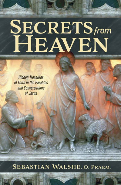 In Secrets from Heaven, Fr. Sebastian Walshe helps you break free from stale and familiar takes on the gospel, giving you new eyes to see and new ears to hear the inexhaustible depths of Christ's wisdom. The Parable of the Sowers, the Good Samaritan, the Prodigal Son, the woman caught in adultery—all these and more come alive in fresh ways, revealing significant details and nuances, scriptural/historical connections, and testaments to Christ's rhetorical and pedagogical genius that you've never noted before.
