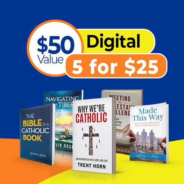 Best-Seller Special Offer - 5 Great Titles For Just $25 (Digital)