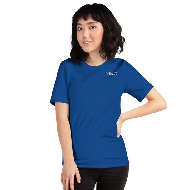 Short-Sleeve Unisex T-Shirt CA Logo