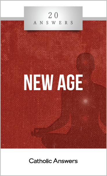 20 Answers: The New Age explains the roots and substance of New Age beliefs and contrasts them with Catholic teaching, showing you how to protect yourself and your family from their seductive errors.