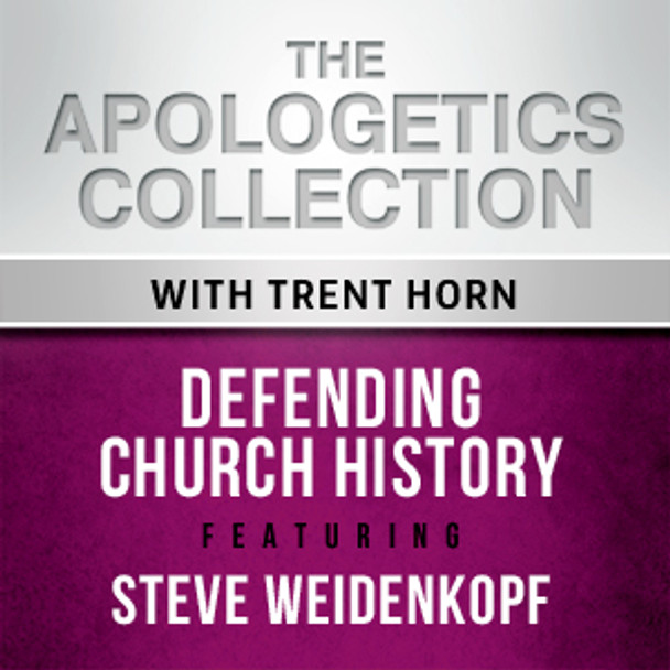 """Saint John Henry Newman said """"To Be Deep in History Is to Cease to Be Protestant""""  Apologists Trent Horn and Professor Steve Weidenkopf take you deep into history."""