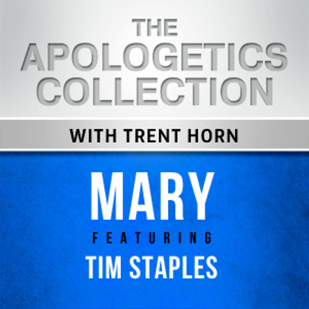 From the cross Jesus gave us his mother to be our mother, too: a singularly holy model, consoler, and intercessor for our spiritual journey. Yet most Protestants—and too many Catholics—don't understand the role that God wants her to play in our lives.  Apologists Trent Horn and Tim Staples teach you how to understand and defend the Marian dogmas of the Church.