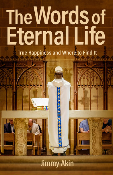 Written in a clear, inviting style that speaks equally to religiously unaffiliated inquirers and to believers who may have let their faith get lukewarm or go out of practice, The Words of Eternal Life is a great resource to give loved ones looking for something real and true—or to give your own faith life a helpful boost.