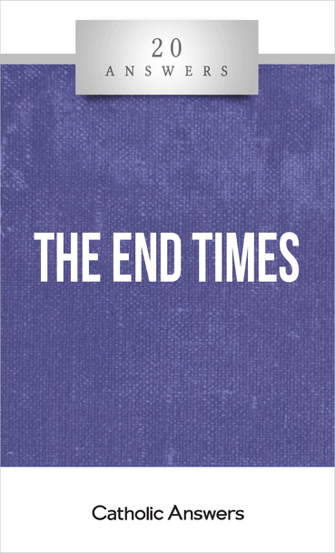 Are we living in the End Times?  Did the early Christians expect Jesus to return in their lifetimes?  How does Bible prophecy work?  What did Jesus say about the End Times?  How should we understand the book of Revelation?  What are the Great Tribulation, the Antichrist, and the Millennium?  What signs will precede the end of the world?  You'll find the answers to these questions and more in 20 Answers: The End Times.  The 20 Answers series from Catholic Answers offers hard facts, compelling arguments, and clear explanations of the most important topics facing the Church and the world—all in a compact, easy-to-read package.