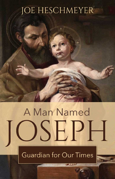 "After spending more than a millennium in relative obscurity, Saint Joseph has become the second-most mentioned saint in the papal magisterium after the Virgin Mary.  To understand the life and importance of Saint Joseph, a good place to start is with the first papal title ever granted him: ""Patron of the Universal Church.""  What is it that Saint Joseph has to offer the Church — and each one of us — today? That's the question that A Man Named Joseph: Guardian for Our Times seeks to answer. To get there, Catholic Answers Apologist Joe Heschmeyer cuts through a lot of our misconceptions to see what the Bible and the earliest Christians really say about Joseph as a model husband, father, and saint.  Questions at the end of each chapter help guide personal reflection and group discussion. Whatever we may be facing in life, we can go to Joseph for his example, his protection, and his prayers."