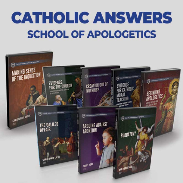 School of Apologetics Home Courses: Special Home Course Package 3: Courses 1 - 8