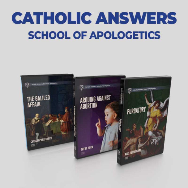 School of Apologetics Home Courses: Special Home Course Package 4: Spring 2021 Courses