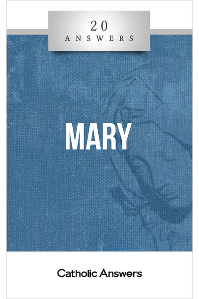 In 20 Answers: Mary you'll find biblical evidence for Marian doctrine and devotion, answers to common objections to Catholic teachings about Mary, and guidance on how to imitate Christ—which we should do in all things—by loving and honoring his mother.