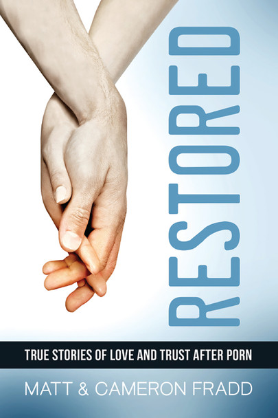 In Restored you'll read ten honest, hard-hitting accounts of real women and couples whose lives were shattered by porn's destructive effects. But because God's grace is stronger, they were able to find healing and hope, trust renewed, and intimacy Restored.