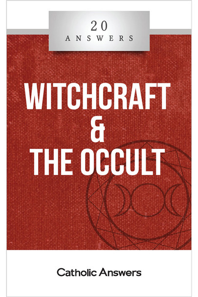 20 Answers: Witchcraft & the Occult introduces you to what witches believe and to some of their common practices. It also delves into related topics, such as yoga, the Ouija board, and the work of psychics. Most of all, it shows how to respond with solid answers, information, and assistance for those caught up in these soul-damaging practices.