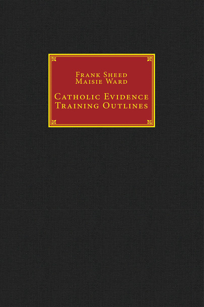 Catholic Evidence Training Outlines