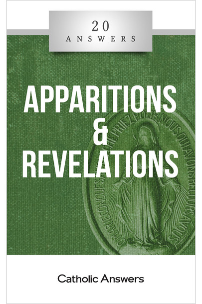 20 Answers: Apparitions & Revelations looks at the history and common characteristics of private revelation and miraculous apparitions, examine the ways that the Church evaluates these phenomena, and consider how they can deepen our faith and draw us closer to Christ.