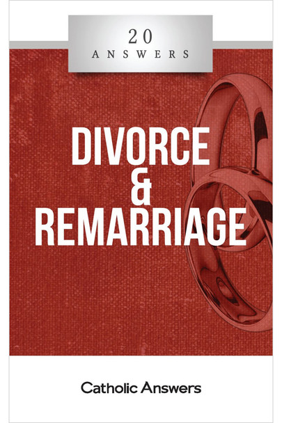 20 Answers: Divorce & Remarriage explains Church teaching on the indissolubility of marriage, and examines the pastoral and canonical realities for Catholics who wish to end their common life and marry another.