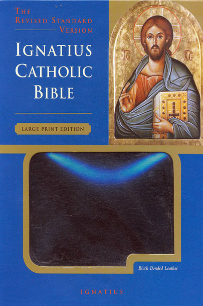 Holy Bible: Revised Standard Version (Ignatius Catholic Bible)