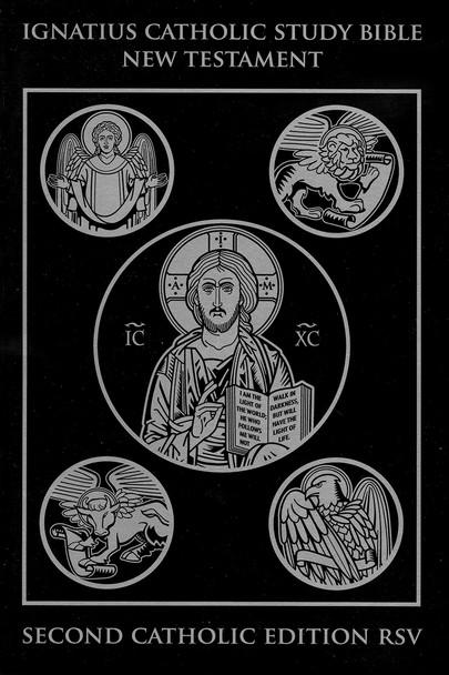 Ignatius Catholic Study Bible New Testament - Softcover