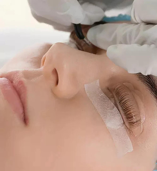 London Brow Lash Lifting online course
