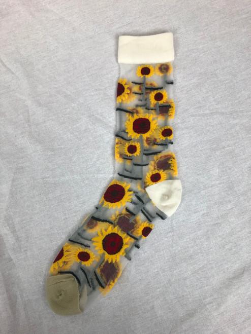 Soleil Sheer Socks