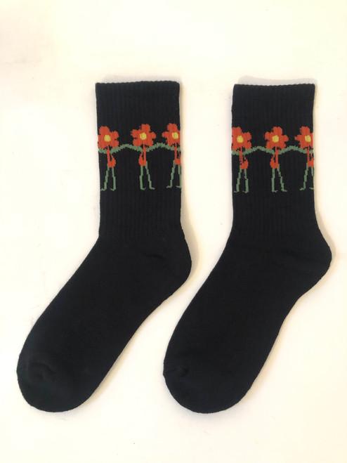 Flower Child Socks ~ Friendsies