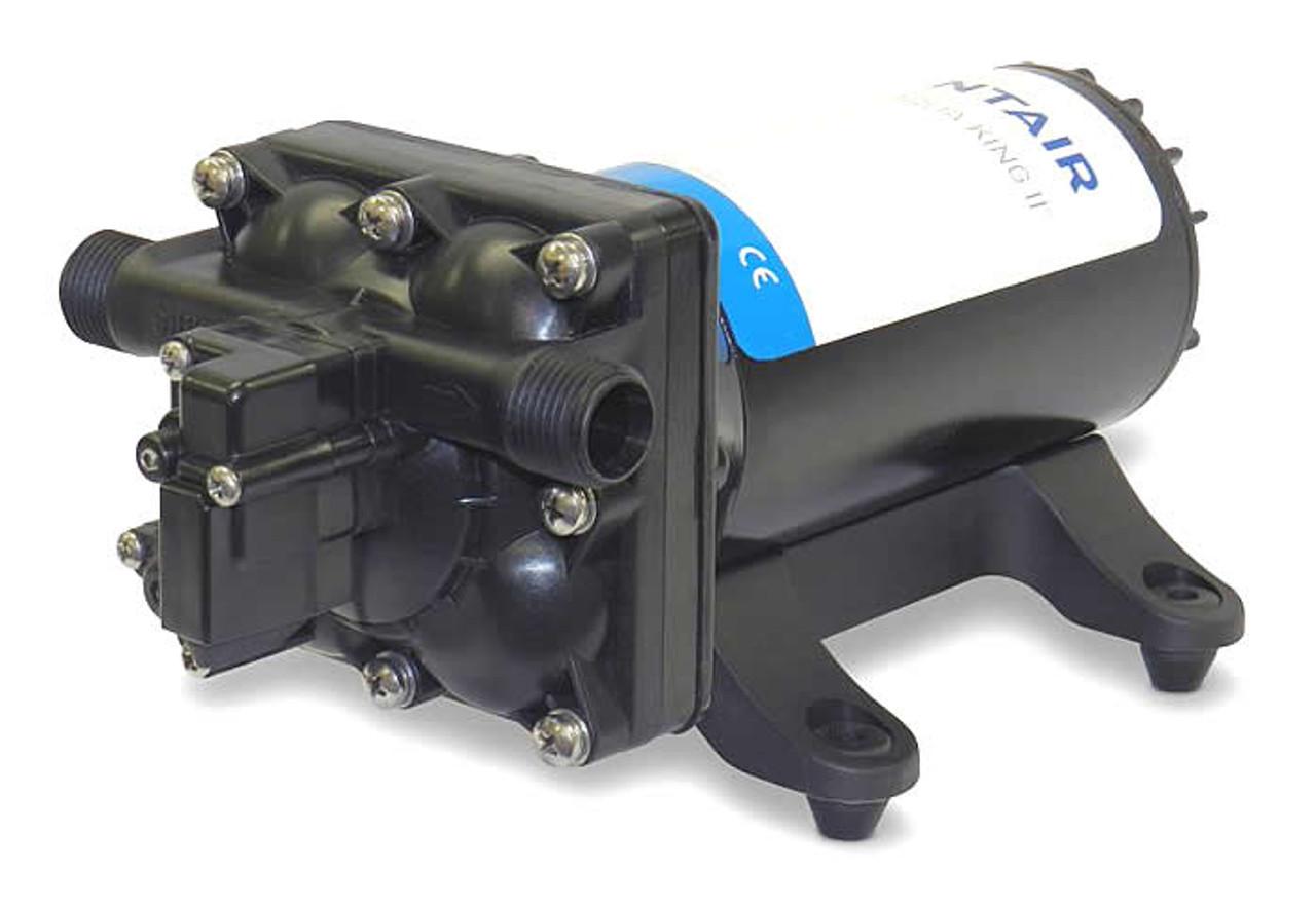 Shurflo Water Pump >> Shurflo Aqua King Ii Fresh Water Pump Premium 4 Gpm 4148 153 E75
