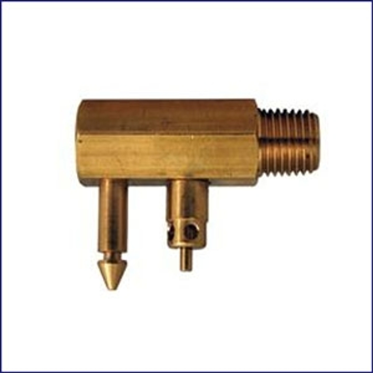 Atwood 8896LP6 Quick-Connect Fuel Hose Fitting
