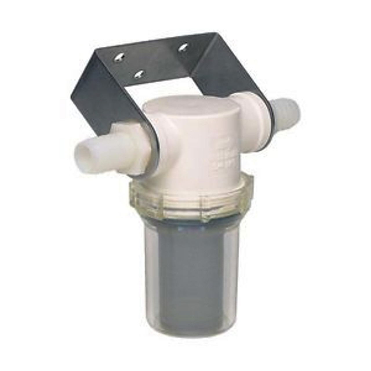 """Shurflo Screw on Water Pump Filter Barbed Straight Inlet 1//2/"""""""