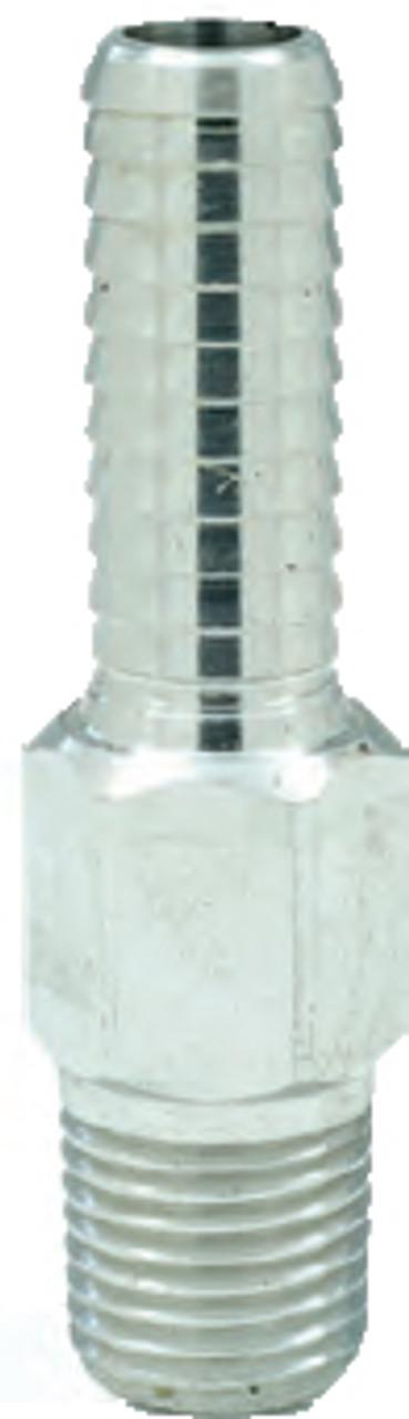 1//4 NPT x 3//8 Barb Scepter Marine 063923072202 1//4 NPT x 3//8 Barb Aluminum Scepter 07220 Anti-Siphon Valve Aluminum