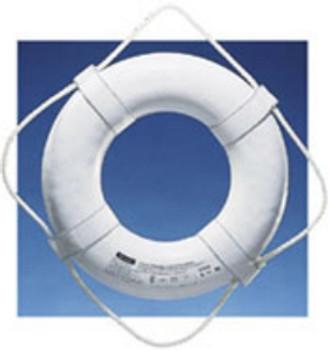 "Jim Buoy Life Ring 19"" White"