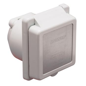 Marinco 30 Amp 125 Volt Power Inlet