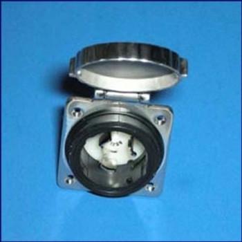 Marinco 50 Amp 125 Volt Inlet