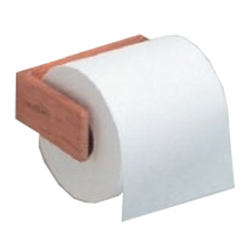Whitecap Solid Teak Toilet Tissue Rack