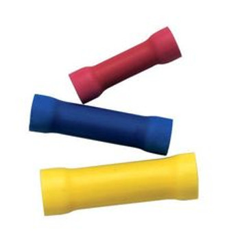 Ancor Step-down Butt Connectors 12-10 to 16-14 Vinyl Insulated - 25 pkg