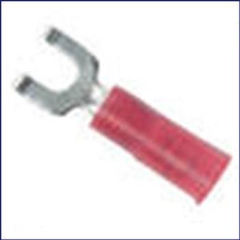 Ancor 10 Flanged Spade 12-10 - 25 pkg