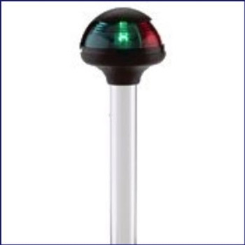 Attwood 1-Mile Pulsar Pole Mounted Bi-Color Stowaway 5091-14-7 5092-14-7