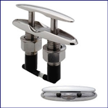 Attwood 66515-7 Retractable Neat Cleat - 4.5 in.