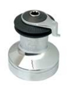 Lewmar 49048056 48St Chrome Winch Two Speed