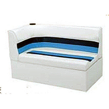Wise Right Deluxe Lean Back Pontoon Seat WD1305R